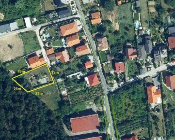 Predaj stavebný pozemok Nitra Zobor EXKLUZÍVNE