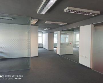 Prenájom,lukratívny 308 m2 Open space  Ružinov - Štrkovec
