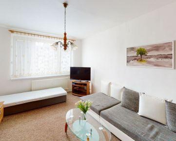 NEO- čiastočne zrekonštruovaný 2i byt s loggiou