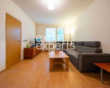 Príjemný 2 - izbový byt, 53 m2, zariadený, v dobrej lokalite