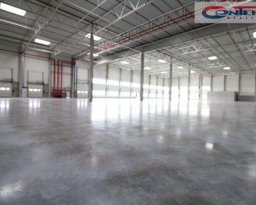 Prenájom skladových priestorov 10.500 m2, Sereď