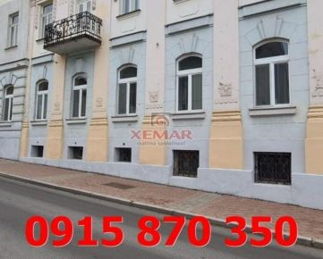 Na predaj časť rod. domu v centre mesta Banská Bystrica