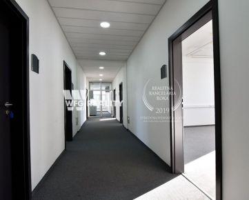 Prenájom_reprezentatívne kancelárie s parkovaním ŽILINA