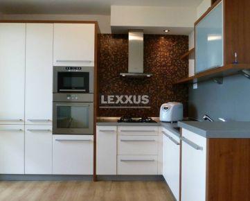 LEXXUS-PRENÁJOM, 3-izbový byt s garážou, Ružinov, BA II