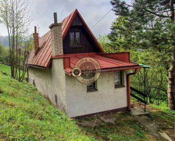 Chatka Domček s pozemkom v obci Kolárovice