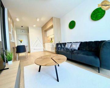NOVÁ TERASA III. 2 izbový byt  46 m2 Inovecká ulica