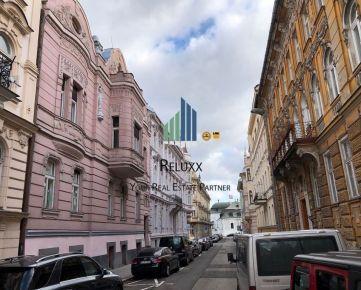 BA I Staré Mesto Tolstého prenájom 53 m2 na relax beauty centrum