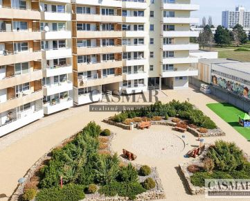 Exkluzívne -1izb. byt s balkónom a klimatizáciou v novostavbe Botanika!