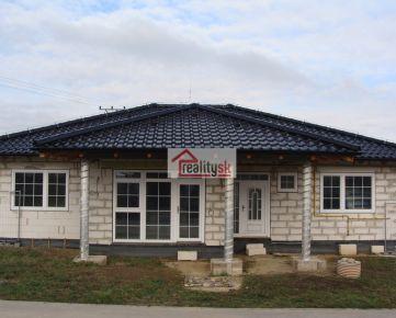 5-izbový rodinný dom s rozľahlým pozemkom