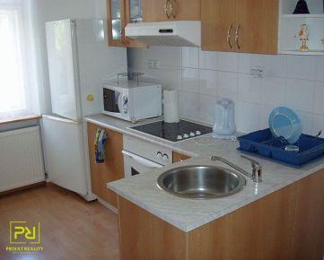 Ponúkame Vám na prenájom zariadený 1 izbový byt Bratislava-Nové Mesto, Mestská.