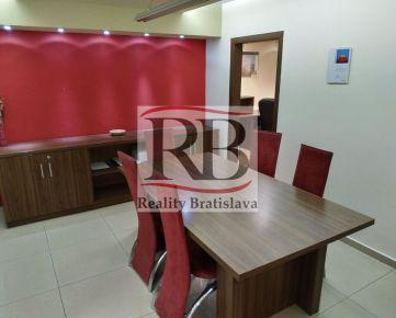 Kancelárske priestory 85m² v Petržalke na predaj