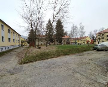 Dvojizbový byt, 72m2, tehla, B. Bystrica - Jilemnického ulica