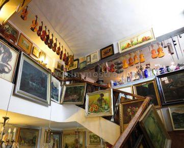 Veľkometrážny byt 240 m2 prístupný z ulice vlastným schodiskom na predaj na Karadžičovej ulici