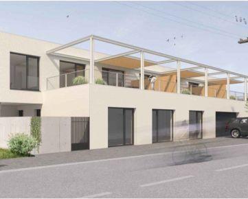 NEO : investičná príležitosť s projektom  v Ivanke pri Dunaji – rodinný dom s bytovými jednotkami a obchodným priestorom