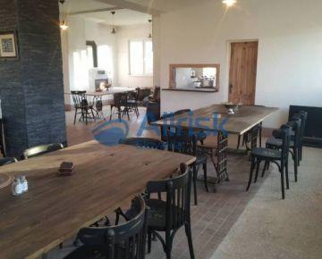 Prenájom reštauračných priestorov - 220m2 v meste Prievidza