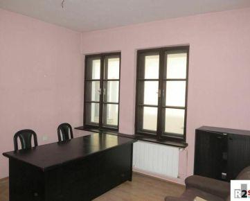 Prenajmeme kancelársky priestor, Žilina - centrum, 16 m², R2 SK.
