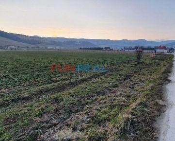 PB 472-01-20 Predaj pozemku 4.561m2 v obci Domaniža okr.Považská Bystrica