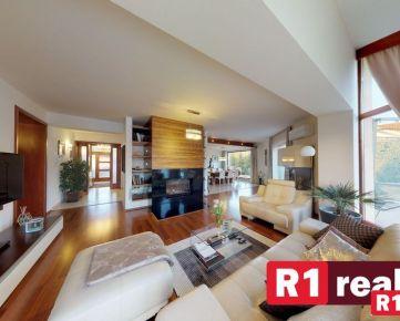Pekný rodinný dom /6 izb+,bazén, pozemok 2180 m2/ Madunice pri Piešťanoch