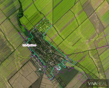 VIVAREAL* VEĽKÝ POZEMOK s možnosťou výstavby na časti pozemku, obec Špačince