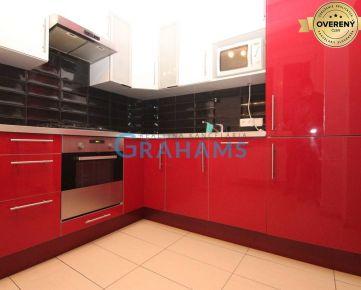 3-izbový byt, exluzívne, predaj, Bazovského, Dúbravka,