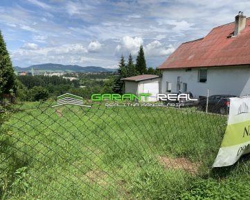 GARANT REAL - predaj stavebný pozemok 597 m2, všetky IS, Prešov, Táborisko