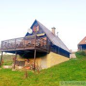 Záhradná chata 52m2, kompletná rekonštrukcia