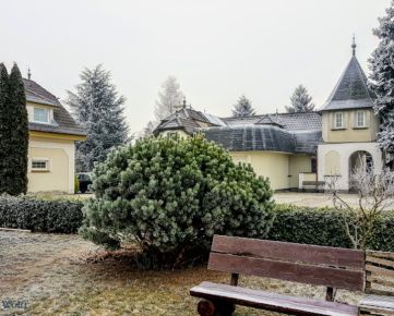 Predaj rodinná vila v Miloslavove - Alžbetin Dvor