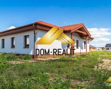 DOM-REALÍT a rodinný dom Ivánka pri Nitre
