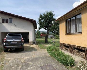 Na predaj rodinný dom + dvojgaráž, Trenčín, pozemok 998 m2, ul. Dolné Pažite