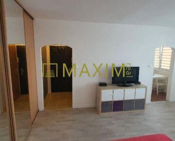 zrekonštruovaný 1 izbový byt Bratislava-Ružinov, Vlčie hrdlo, 500,-Eur/ mesiac
