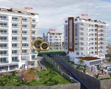 Orion VI - nové apartmány v Turecku za výhodnú cenu