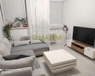2-izbový byt na Dúdvažskej  ulici s pozemkom 140 m2.