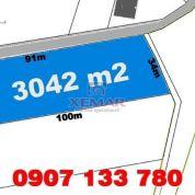 Pozemok pre rodinné domy 3042m2