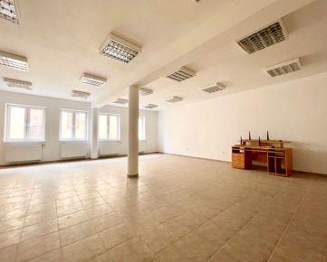 Prenájom: komerčný priestor 70m2, Žilina centrum