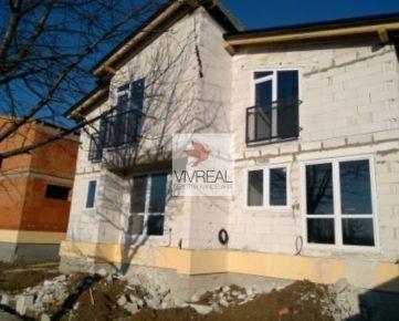 VIV Real predaj dvoch dvojpodlažných 4-izbových domov v obci Bohdanovce