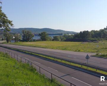 VYDANE STAVEBNE POVOLENIE  - pozemok pre industriálnu nehnuteľnosť pozemok 25000m2 - Krajinská cesta/Svätý Jur/Bratislava  *** ***