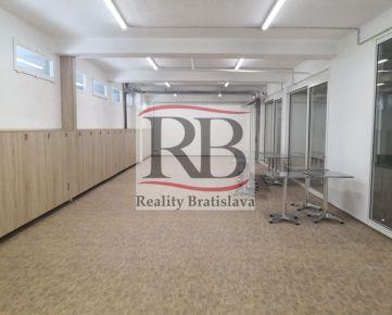 Obchodný priestor vhodný na rehabilitačné centrum, 230,42 m2