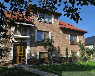 Pekný dom na bývanie či chalupu v obci Kobeliarovo