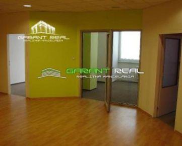 GARANT REAL - prenájom kancelárske priestory, od 20 m2, Mojmírova, Košice