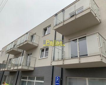 Palas  PREDAJ novostavby 3-izb. bytu s krásnou terasou  - REZERVÉ