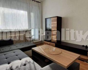 Na predaj 1-izbový byt v Bratislave - Nové Mesto