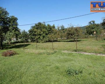 Stavebný pozemok 600m2, Bytča-Kotešová, rovinatý, slnečný, výborná poloha. CENA: 31 000,00 EUR