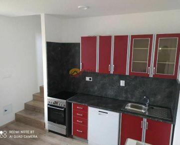 Prenájom 2izbový byt v novom rodinnom dome Kotrčiná Lúčka