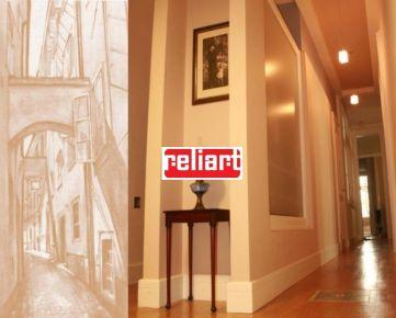 Reliart»Palisády: Prenájom luxusného 6-i bytu/eng. text inside