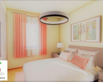 TRNAVA REALITY - ***POSLEDNÝ*** 4 izb. byt s balkónom a 2 park. miestami v novostavbe v obci Trstice