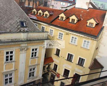 Prenájom 1i bytu v srdci Bratislavy