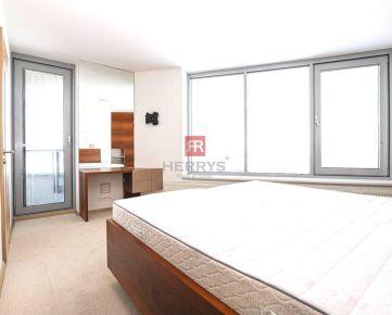 HERRYS - Na prenájom 4izbový byt, 134 m2 – krásny priestranný byt v NOVOSTAVBE III Veže s veľkou lodžiou a parkovacím miestom