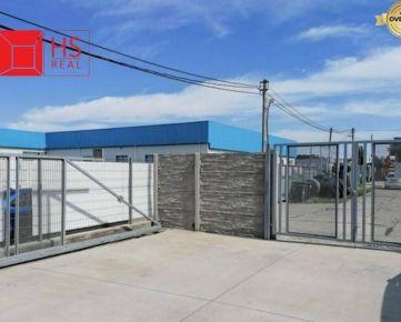 Na predaj budova v priemyselnom areáli v NZ