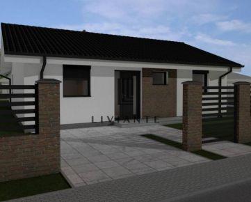 Na predaj 4 izbový nový rodinný dom Kvetoslavov
