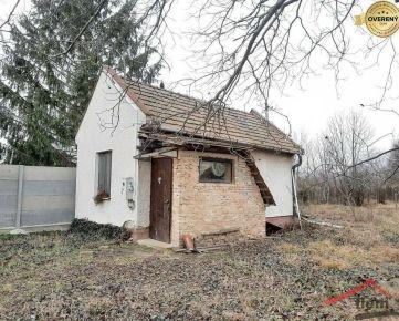 Chata na predaj, 1238 m2, Lipová – Ondrochov, okr. Nové Zá